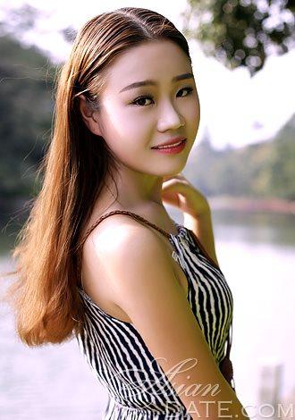 woman pen pal Asian